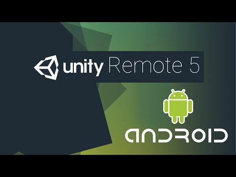 Unity + Android | Unity Remote 5 Setup Tutorial [ENG SUBS]