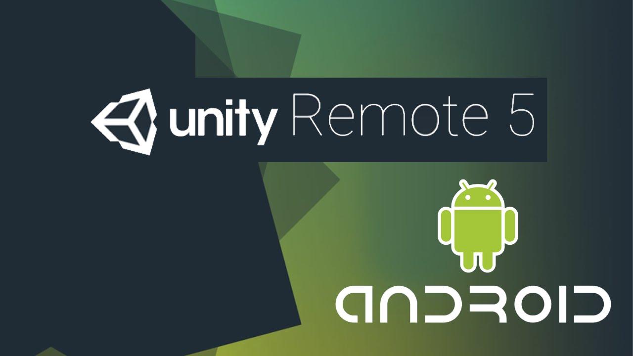 unity remote 5 free download