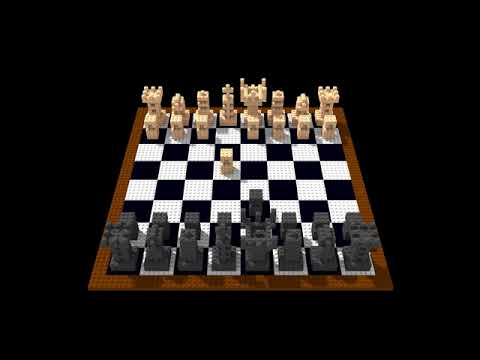 Chess Turntable 1024