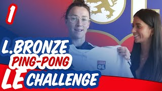 LE CHALLENGE avec Lucy Bronze | OL By Emma