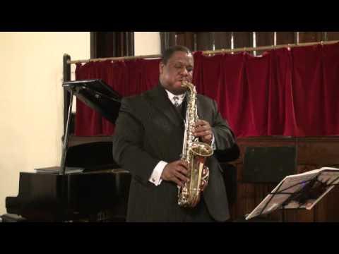 Chris Fleischer, Alto Saxophone- Hark, the Herald ...