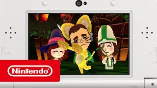 Miitopia - Adventure awaits your Tomodachi Life friends! (Nintendo 3DS)