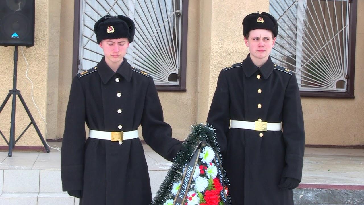 Эстафета культуры в Быковском районе