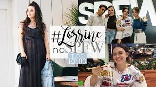 QG, Bienal, Shopping & Quebrei meu celular! | Lorrine Vlog