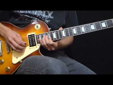 Lynyrd Skynyrd - Call me the Breeze (Full Instrumental Cover)
