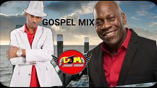 SANCHEZ AND GEORGE NOOKS GOSPEL,2020 GOSPEL MIX,JAMAICAN GOSPEL,DJ JASON 8764484549