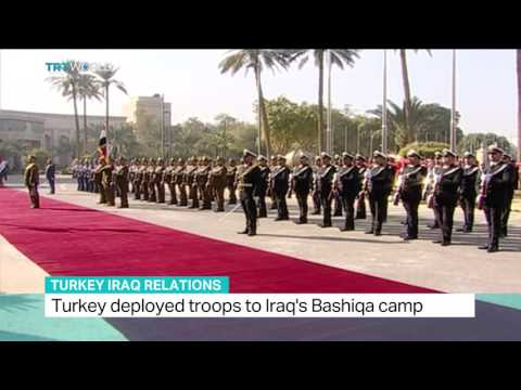 Turkey Iraq Relations: Turkish PM Binali Yıldırım visiting Iraq