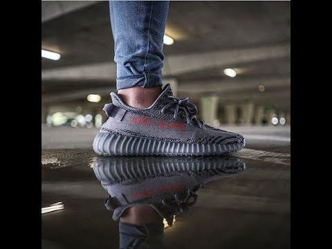 749e311b49140 Adidas Yeezy Boost 350 V2 beluga 2.0 On feet Review from yeezybay.cc ...