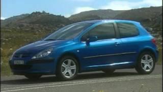 Peugeot 307 (Test - Essai - Reportage) FR 2001