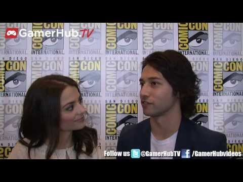 Defiance Actors Stephanie Leonidas and Jesse Rath Get Their Game On  Gamerhub.tv