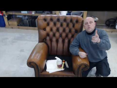 Chesterfield Chair Cleaning Tips