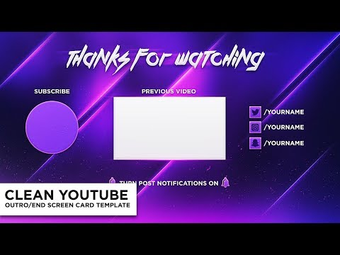clean-outro/end-screen-card-photoshop-template-*free*