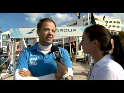 WMRT Morning Show 9th Oct - Argo Group Gold Cup 2011