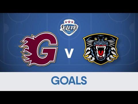 Goals & Reaction: Guildford Flames 4-1 Nottingham Panthers (230220)