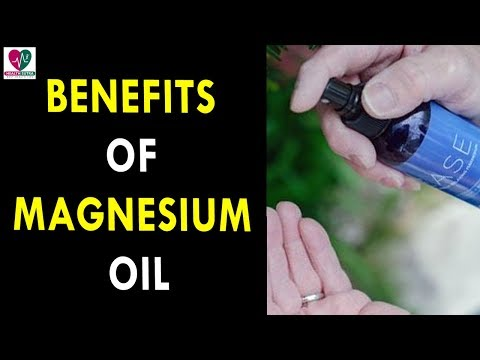 Magnesium Oil Benefits - Health Sutra - Best Health Tips