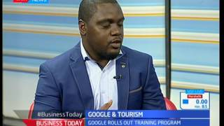Business Today: Google and Tourism Free HD Video