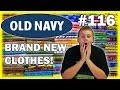 Dumpster Diving At Old Navy! THOUSANDS Of Dollars! BRAND NEW Clothes! Night 116