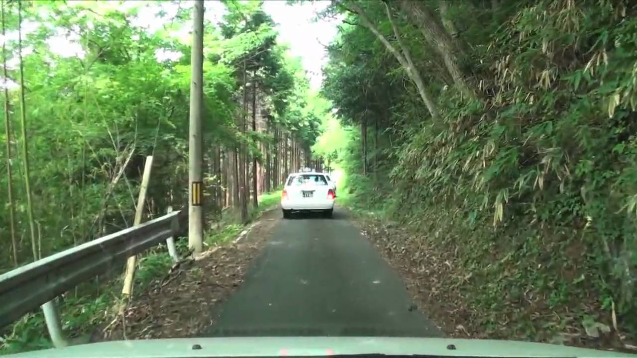 広島県道259号 阿下~帝釈峡[険道...