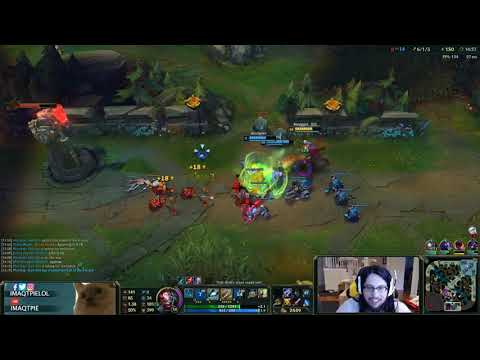 [League of Legends] Imaqtpie on waiting for Monster Hunter PC version