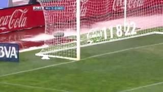Goles de Giovani dos Santos en Real Mallorca 2012-2013