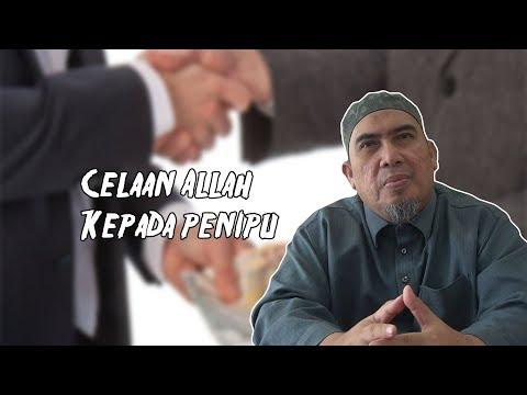 Celaan Allah Kepada Penipu (ustaz Amaluddin)