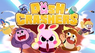 Dash Crashers - YU HAN Walkthrough