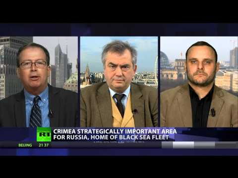 CrossTalk: Intriguing Ukraine