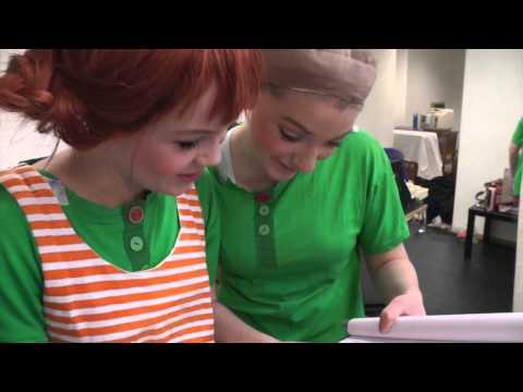 Pippi Langstrømpe workshop