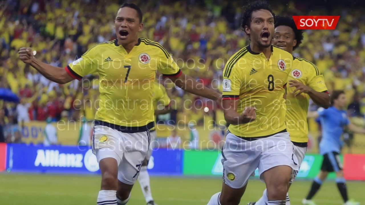 Colombia vs. Paraguay EN VIVO: igualan 1-1 en Barranquilla