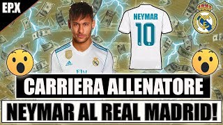NEYMAR AL REAL MADRID!! 800 MILIONI TOTALI SPESI!! UN MERCATO FOLLE!! FIFA 18 CARRIERA ALLENATORE