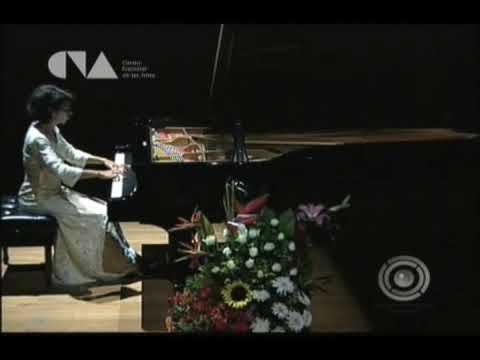 Chopin, Polonaise op. 53 in As-Dur: Leticia Gómez-Tagle Sala Blas Galindo, México