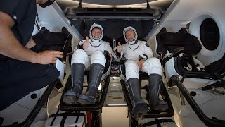 NASA Astronauts Return to Earth, Splashdown on SpaceX Dragon Endeavour