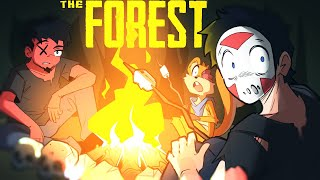 WHAT DID WE DO??? - The Forest: Funny & Scary Moments