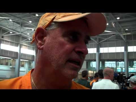 #VolReport: John Palermo Media Session (8/28/12)