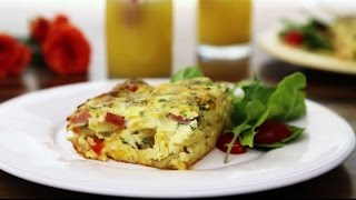 Brunch Recipes - How to Make an Egg Bake
