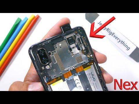 Vivo Nex S - CLEAR Edition! - Hidden Camera Exposed