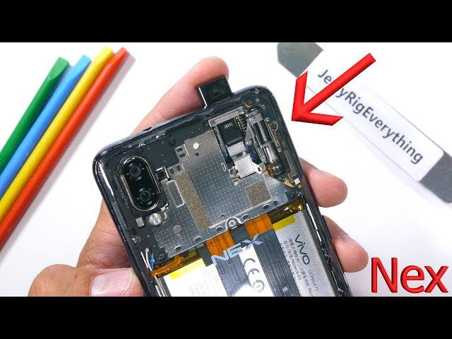 InDisplay Fingerprint scanner stopped workin… | Vivo Nex