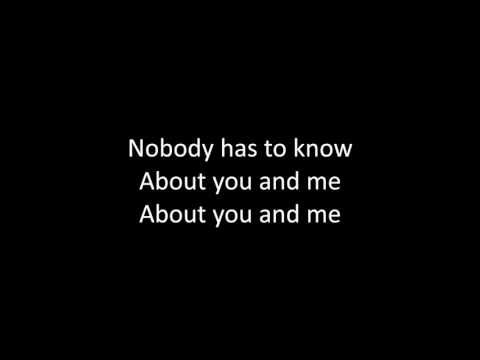Timeflies - Nobody Has To Know Lyrics