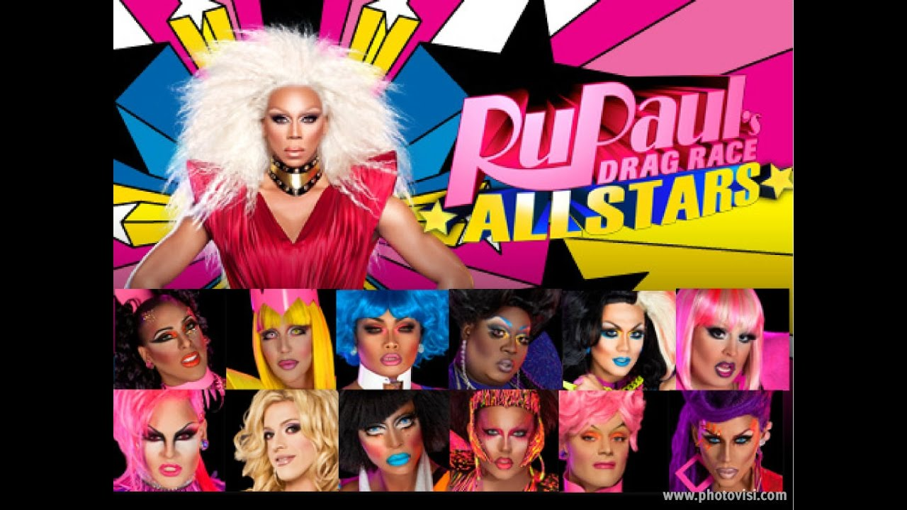 Watch Rupaul S Drag Race All Stars Season 4 Episode 1 English Online Free
