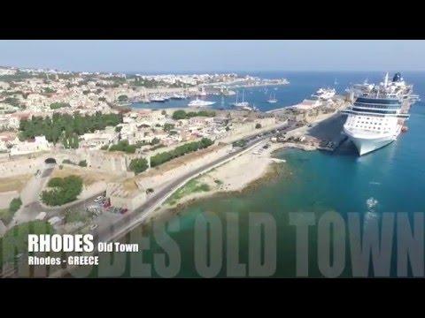 RHODES: The Magic Island