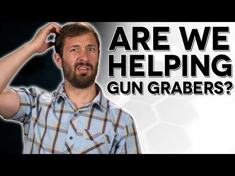 Gun Control in Oregon STOPPED - The Legal Brief!