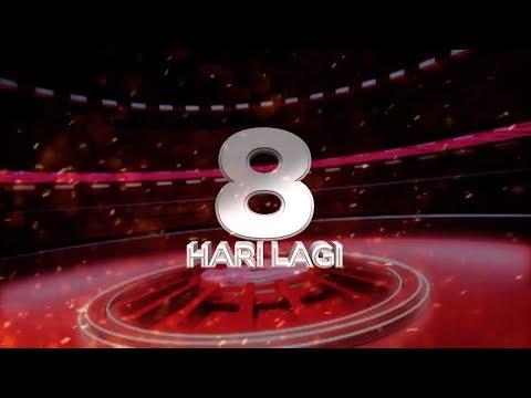 8 HARI LAGI! Piala Presiden 2019 akan Segera Dimulai! - 2 Maret 2019