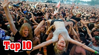Top 10 LARGEST Gatherings Of PEOPLE In The World
