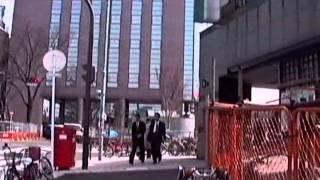 1992 四ッ谷駅辺り 920324n Yotsuya Walkabout