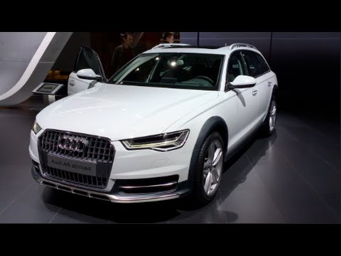 audi a6 allroad 2016 in detail review walkaround interior exterior youtube. Black Bedroom Furniture Sets. Home Design Ideas