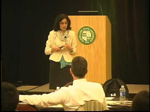 CFA Society Cleveland Career Day 2012