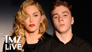 Madonna's Trophy Son: Why Rocco Left Mothers World Tour | TMZ Live