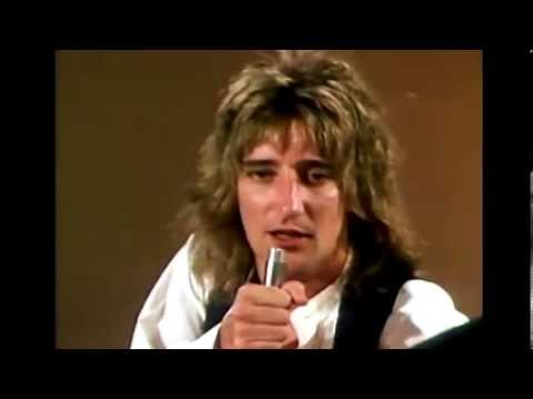 Rod Stewart - Tonight's The Night (Rare Performance) 1976 HQ