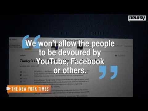 Could Turkey ban its citizens from Facebook and YouTube 720p