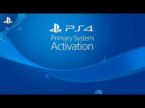 Primary System Activation   PS4